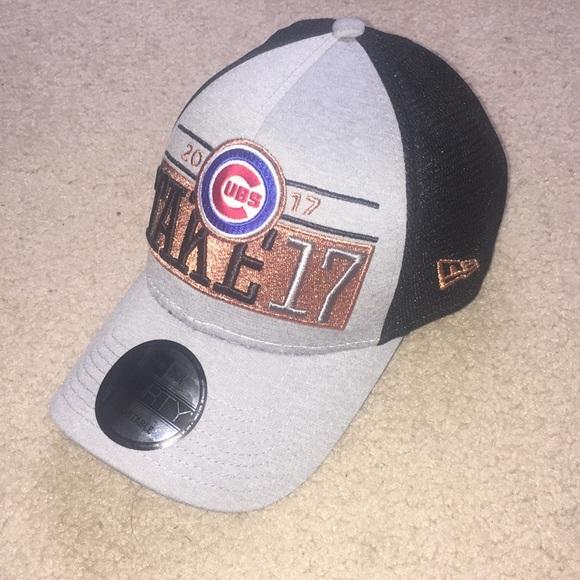 MLB Chicago Cubs World Series Hat 949d6219ec4